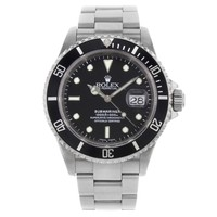 Rolex Submariner 16610 2001 4 Liner Stainless Steel Automatic Men's Watch
