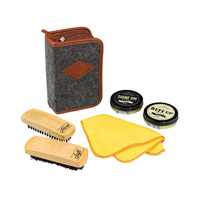 Buff and Shine Shoe Kit