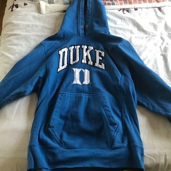 Duke University Steve & Barry's College Sweatshirt