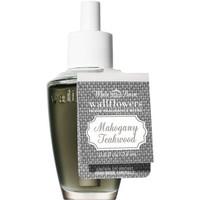 Mahogany Teakwood Wallflowers Fragrance Refill | Bath And Body Works