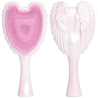 Tangle Angel Professional Detangling Brush Pink at BeautyBay.com