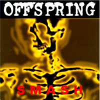 "Smash Remastered The Offspring Vinyl | LP (12"" album, 33 rpm), Remastered"