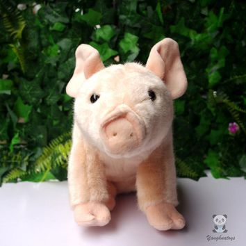 Pig Stuffed Animal Plush Toy 12""