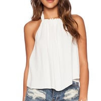 Evelyn Top in White