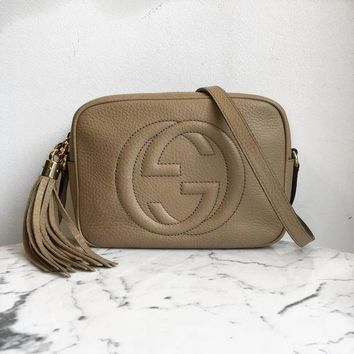 ONETOW Gucci 'Soho Disco' Crossbody