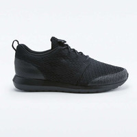 Nike Roshe NM Flyknit Black Trainers - Urban Outfitters