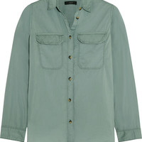 J.Crew - Lightweight Camp cotton shirt