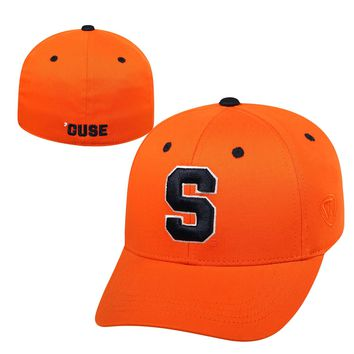 Licensed NCAA Youth One Fit Cotton Hat Cap War Eagle TOW KO_19_1