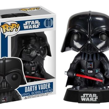 Darth Vader Star Wars Funko Pop! Vinyl Figure #01