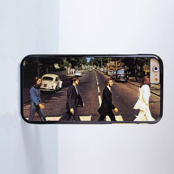 The Beatles Abbey Road Plastic Case Cover for Apple iPhone 6 6 Plus 4 4s 5 5s 5c