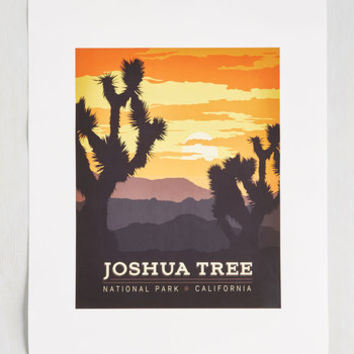 Been Great Sightseeing You Print in Joshua - 16 x 20"