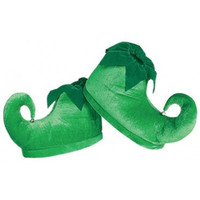Adults Deluxe Elf Shoes