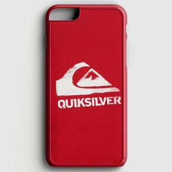 Quiksilver Logo iPhone 6/6S Case