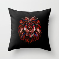Keep it real Throw Pillow by funkkeyser