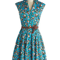 Bloom and Fro Dress | Mod Retro Vintage Dresses | ModCloth.com