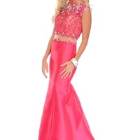 Precious Formals P70212 Precious Formals Bella Boutique - Knoxville, TN - Prom Dresses 2016, Homecoming, Pageant, Quinceanera & Bridal