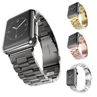 Stainless Steel Watch Replacement Band For iWatch Apple Watch