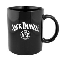 Jack Daniel's Licensed Barware Coffee Mug