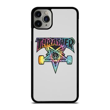 THRASHER MAGAZINE iPhone Case Cover