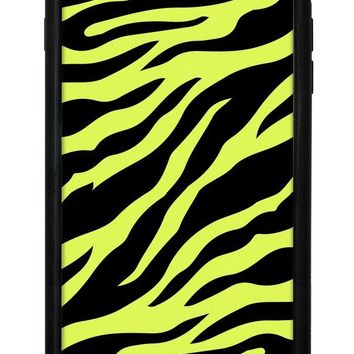 5a392ca9a6f0 Neon Zebra iPhone X/Xs Case