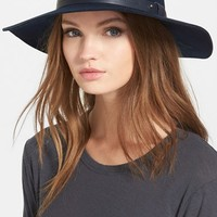 Women's rag & bone Wide Brim Wool Fedora