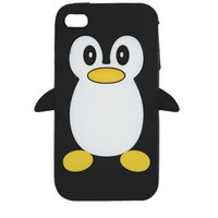 Rubber Peguin Phone Case | Shop Accessories at Wet Seal