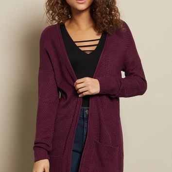 Super Soft Cardigan