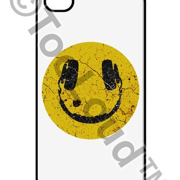 EDM Smiley Face iPhone 4 / 4S Case  by TooLoud