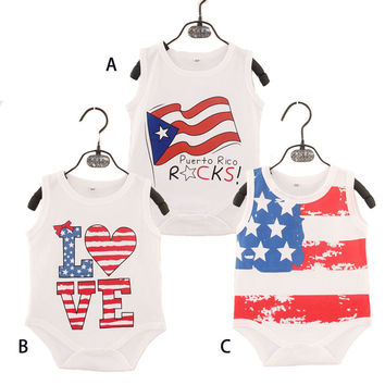 Baby One Piece US Printed Baby [11550527119]