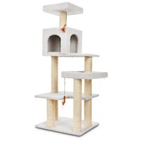 "You & Me Bungalow Cat Tree, 19.7"" L X 28"" W X 55"" H 