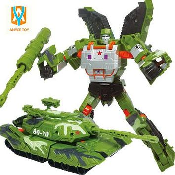 Hot Sales 2016 Transformation Robot Cars Toys Cool Action Figures Toys Classic Toys Anime for Boy Birthday Gift Free Shipping