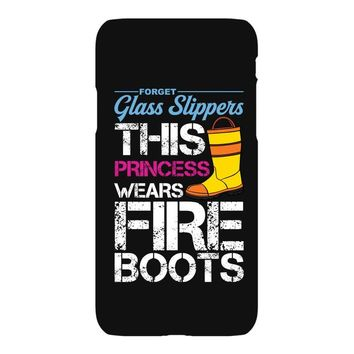 Forget Glass Slippers This Princess Wears Fire Boots iPhoneX