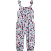 SplendidInfant Girls' Floral Print Jumpsuit - Sizes 3-24 Months