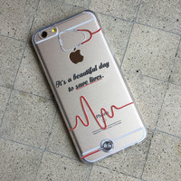 iPhone Saving Lives Case