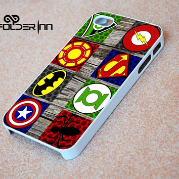 Pop Art Superhero iPhone 4s iphone 5 iphone 5s iphone 6 case, Samsung s3 samsung s4 samsung s5 note 3 note 4 case, iPod 4 5 Case