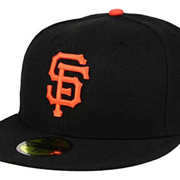 """San Francisco Giants New Era """"MLB Authentic Collection 59FIFTY Cap"""" (7 5/8)"""