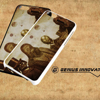 Boba Fett, C-3po, Darth Vader, Yoda and Chewbacca Star Wars Samsung Galaxy S3 S4 S5 Note 3 , iPhone 4(S) 5(S) 5c 6 Plus , iPod 4 5 case