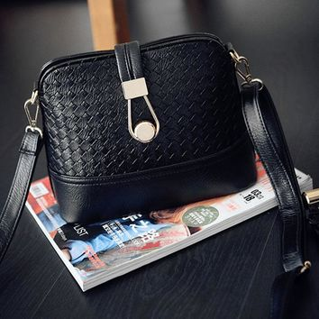 NEW Fashion Hobo Satchel Bag Tote Messenger Leather Purse Shoulder Handbag Women