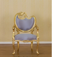 Louis XVI French Reproduction fireside chair