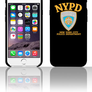 NYPD color 5 5s 6 6plus phone cases