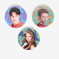 Buffy Pin Pack by The Pulp Girls