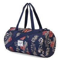 Sutton Mid Volume Duffle Bag in Peacoat Floria by Herschel Supply Co.