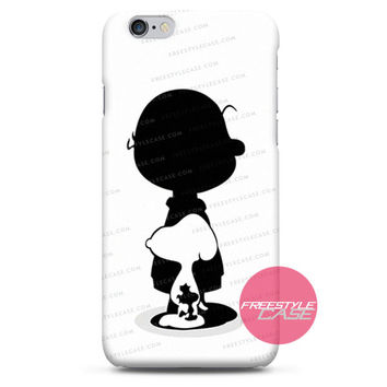 Charlie Snoopy Woodstock iPhone Case 3, 4, 5, 6 Cover