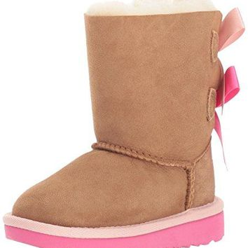 UGG Kids' T Bailey Bow Ii Pull-on Boot  UGG boots with bows