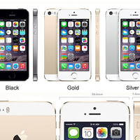 "Apple iPhone 5S Original Unlocked Cell Phones iOS 8 4.0"" IPS HD Dual Core A7 GPS 8MP 16GB/32GB iPhone5S Used Mobile Phone"