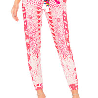 HEMANT AND NANDITA Esoteric Pants in Pink