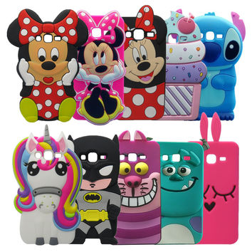 Case For coque Samsung Galaxy J3 Case Cover for coque Samsung J3 Case cartoon silicon for Samsung Galaxy J3 2016 Case