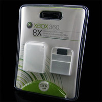 XBox 360 Compatible 512MB Memory Card with Case