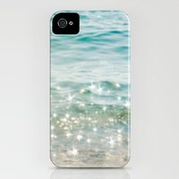 Falling Into A Beautiful Illusion iPhone Case by Violet D'Art | Society6