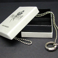 Final Fantasy VIII FF8 Rinoa Necklace Squall Lion Griever Cosplay